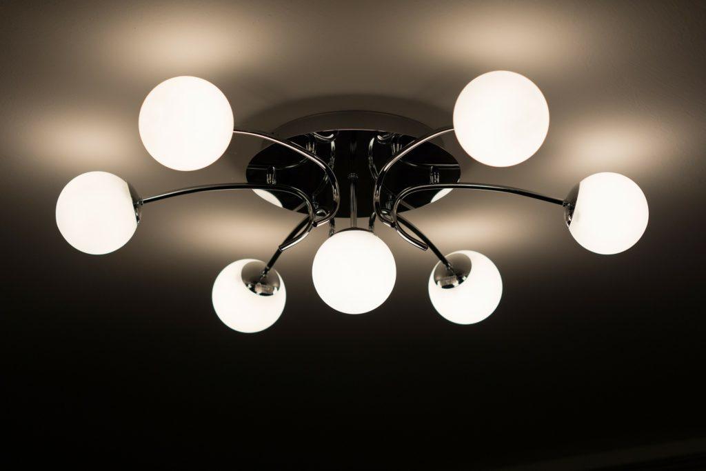 גופי תאורה לבית